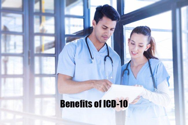 Benefits of ICD 10