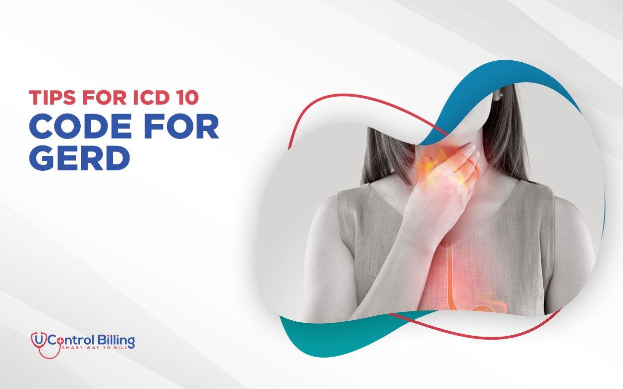 icd 10 code for gerd