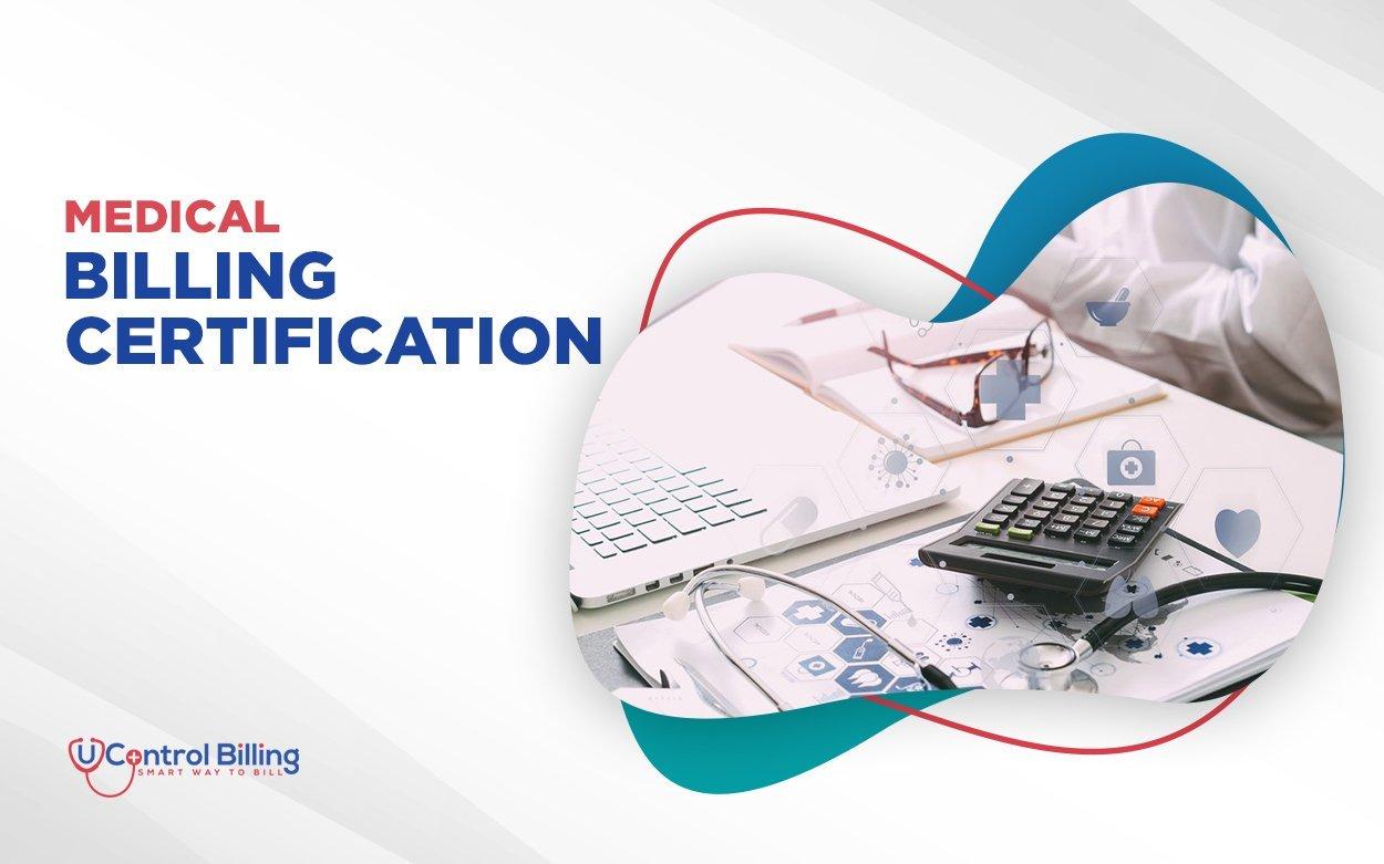 medical billing certification