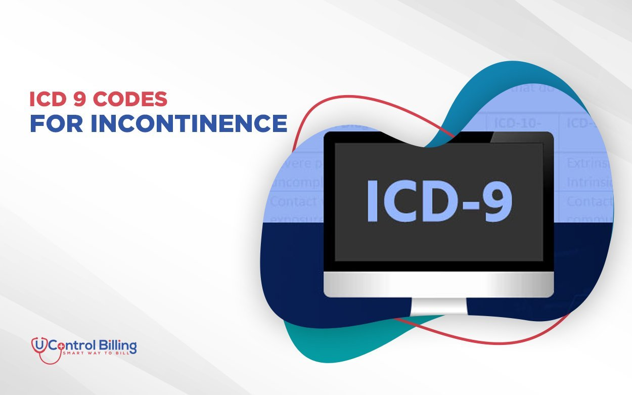 icd 9 code for incontinence