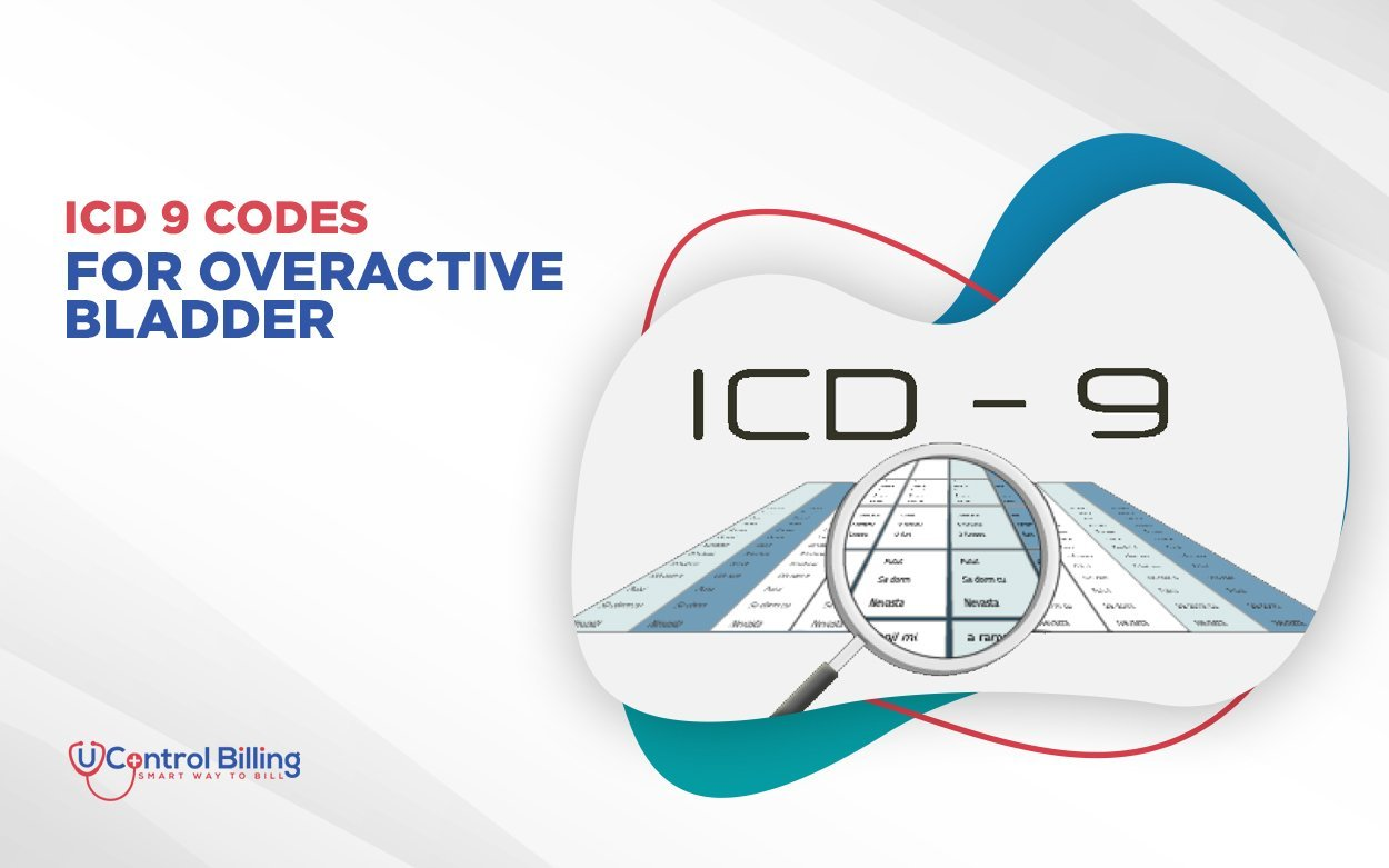 icd 9 code for over active bladder