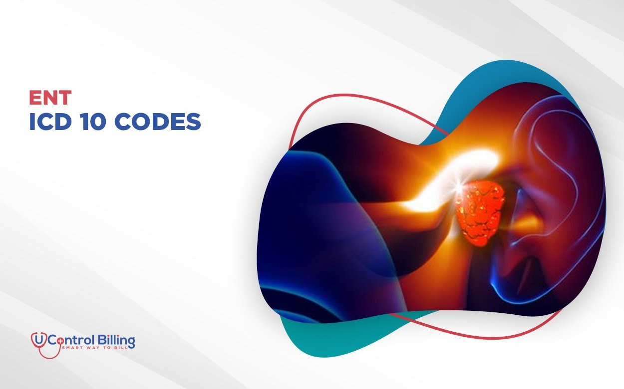 Use of ENT icd 10 codes