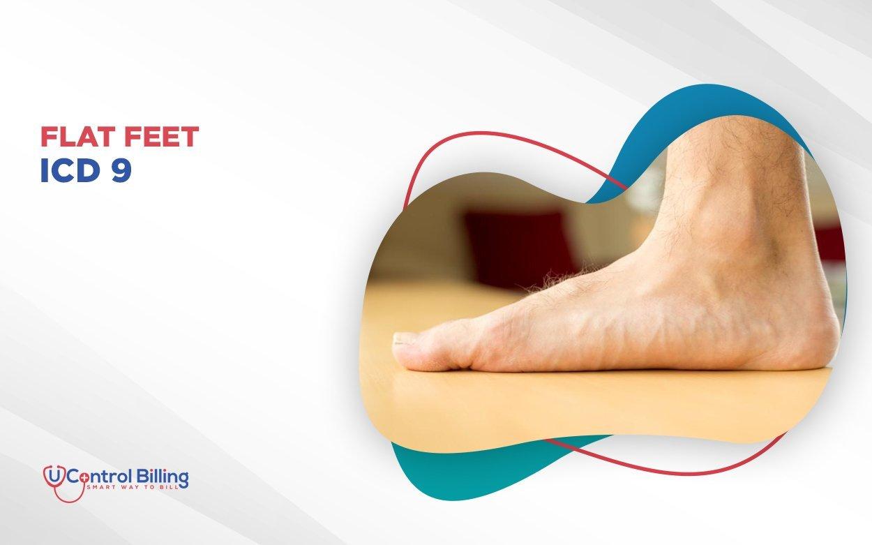 Flat Feet icd 9